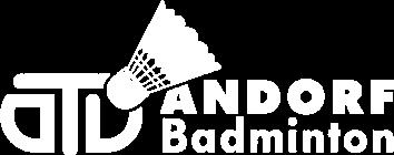 ATV- Badminton Andorf